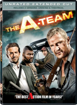 The A Team The A Team Movie Poster