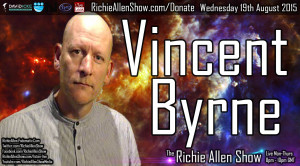 The Richie Allen Show on Davidicke.com: Vincent Byrne On How The ...