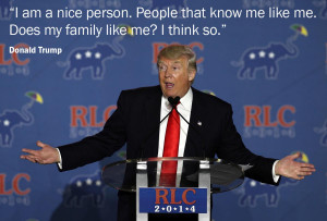 Donald Trump - Photos - Outrageous quotes from Donald Trump's ...