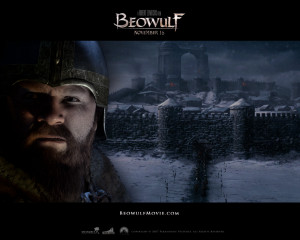 You are viewing a Beowulf Wallpaper