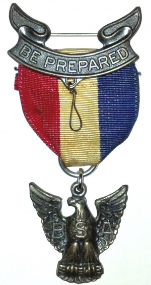 Search Results for: Boy Scout Eagle Badge