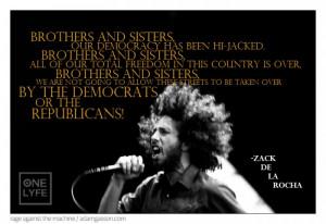 Musicians Speak On Politics