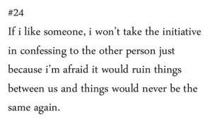 Quotes About Liking Someone Tumblr