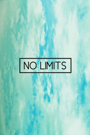 NO LIMITS♥ | via Tumblr