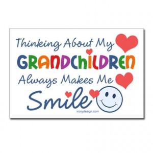 Love My Grandchildren Postcards