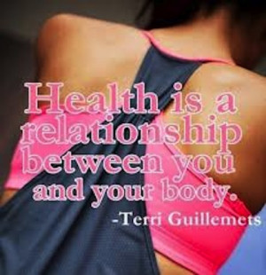 We hope you enjoyed these 34 Health And Fitness Picture Quotes and ...