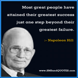 Napoleon Hill Famous People...