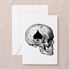 Ace of Spades VN-1 Greeting Cards (Pk of 10) for