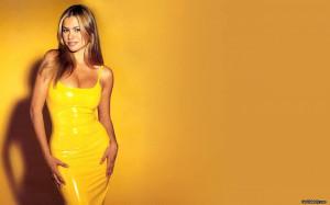 0a2f4f86a8 Sofia Vergara yellow dress Sofia Vergara Quotes
