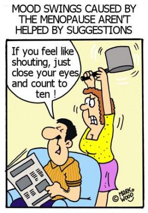 Menopause Cartoons