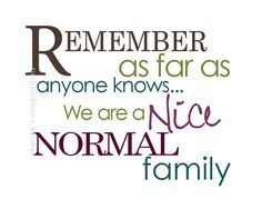 Crazy Family Quotes