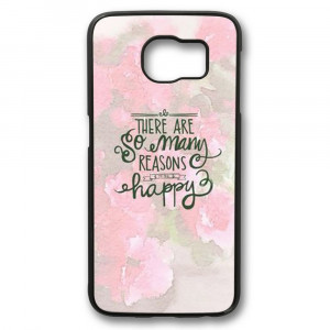 Home / Shop / Cases for Samsung / Samsung Galaxy S6 / Life Quotes Case ...