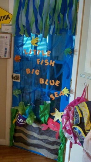 Under The Sea Classroom Decoration Ideas ~ Ocean for classroom quotes quotesgram