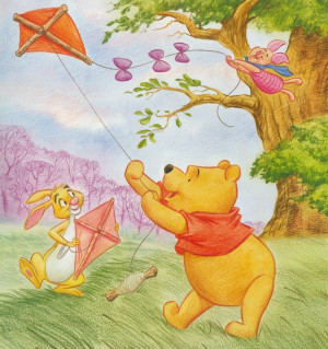 Windy Day Quotes Winnie The Pooh Winnie the pooh - windy day