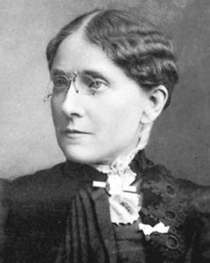 Frances Willard, of the Women's Christian Temperance Union. Unknown ...