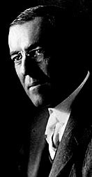Woodrow Wilson the bigot