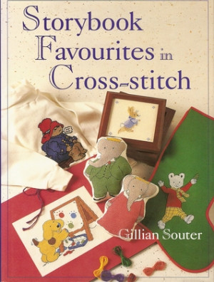 """... by marking """"Storybook Favourites in Cross Stitch"""" as Want to Read"""