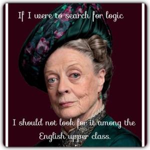Dame Maggie Smith (Downton Abbey)