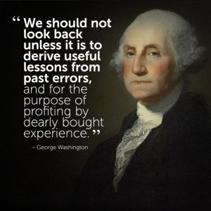 motivational #inspirational #quote by George Washington
