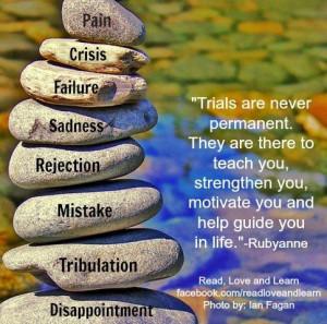 Quote - Trials/Motivate & Guide