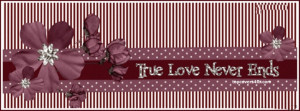 True Love Quote Facebook Cover - Awesome Profile Pictures for Facebook ...