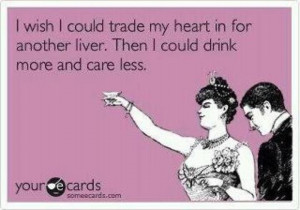 heart for a liver