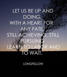 Overcoming Sadness Quotes Longfellow quote - one of my