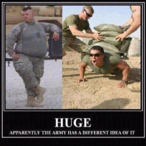 Army vs Marines.....no competition