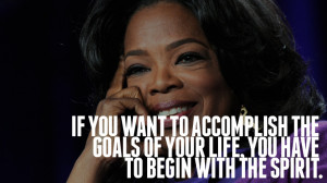 oprah winfrey quotes success