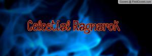 Celestial Ragnarok Profile Facebook Covers