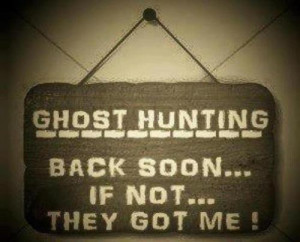 funnyics ghost hunters