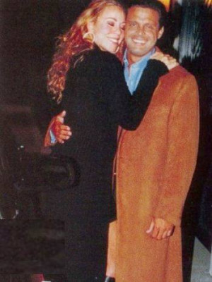Luis Miguel And Mariah Carey Married Luis miguel is an in-love man.