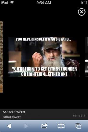 Si Robertson!!!!!#duckdynasty#funny