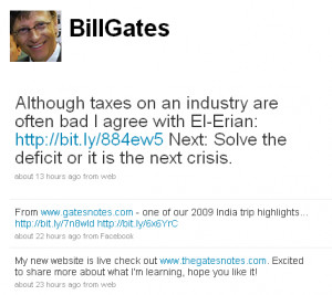 Check Out Webpage For Bill Gates Quotes Click Here