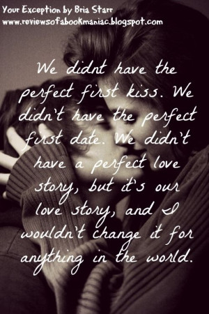 Your Exception by Bria Starr #Relationships #LoveStory