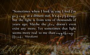 Haruki Murakami Quotes Facebook Covers