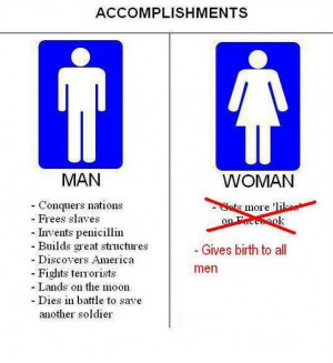 quotes about men vs women quotesgram