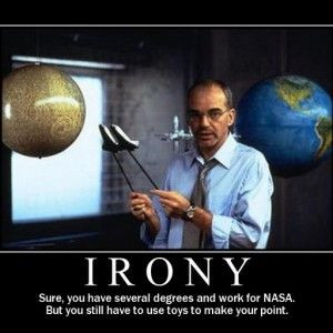 Funny Quotes about Irony