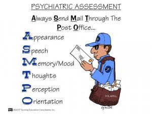 25 Psychiatric Nursing Mnemonics and Tricks