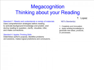 Go Back > Gallery For > Thinking About Thinking Metacognition