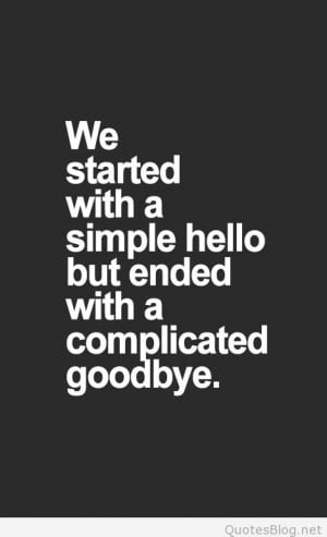 related pictures famous goodbye quotes and sayings