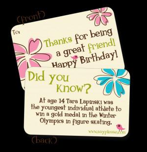 Funny Birthday Cards For Teen Boys For birthday boys & girls