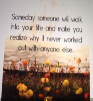 Someday someone