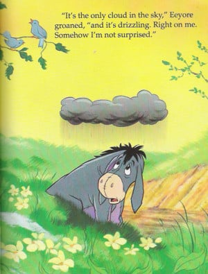 Lame Children's Books I Have Read: Eeyore You're The Best
