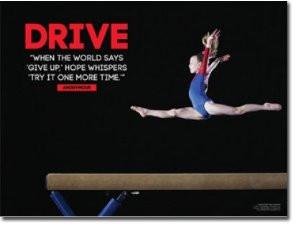 Inspirational Quotes for Girls Gymnastics
