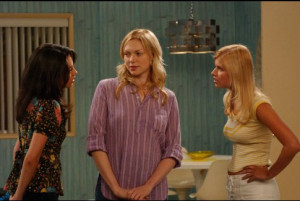 THAT '70s SHOW: Donna (Laura Prepon, C) tries to bring peace between ...