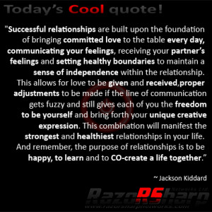 Success Quotes Relationships