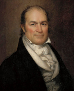 William H. Crawford 7th Secretary of the Treasury under James Monroe