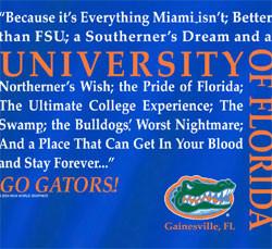 Florida Gators Football T-Shirts - Straight Sayings