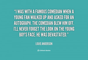Famous Comedian Quote